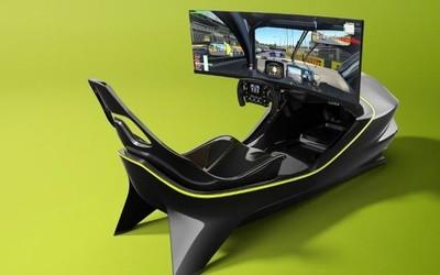 阿斯顿·马丁推出AMR-C01赛车模拟器 约售50万元限量
