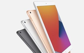 第八代iPad登场!可配键盘和手写笔售价329美元起