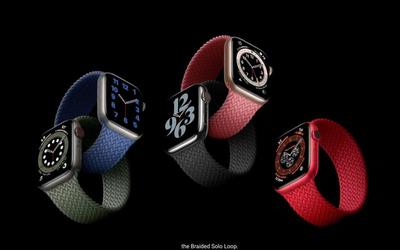 """苹果全系""""Pro""""之后 怎能少了Apple Watch Series 6?"""