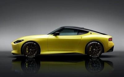 日产Z Proto原型车正式亮相!配备手动挡满满的情怀