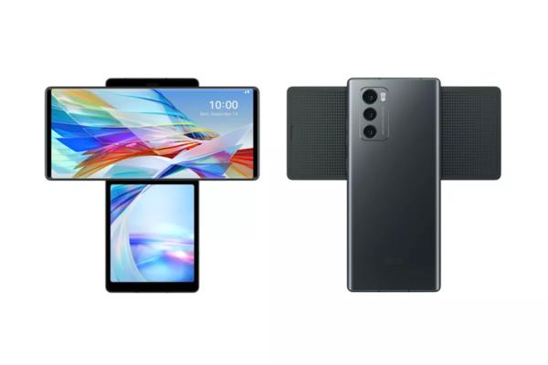 LG Wing 5G雙屏手機
