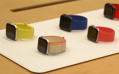 Apple Watch S6现场上手 颜色百搭 血氧饱和度监测爱了