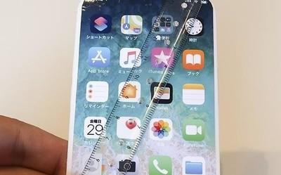 無劉海版iPhone機模曝光!雖然外觀很好看但不真實