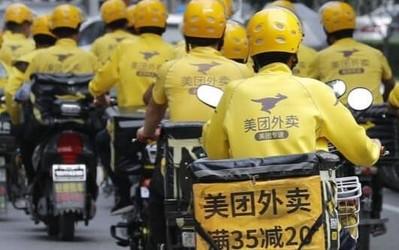 以外卖小哥为代表 骑行群体的安全究竟靠什么来守护?