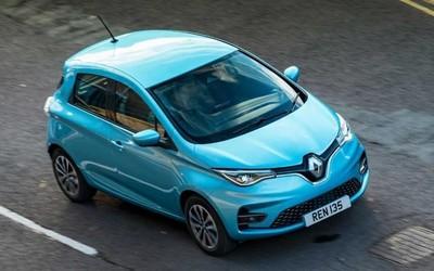雷诺ZOE电动汽车销量大涨 同比增一倍 特斯拉要慌了?