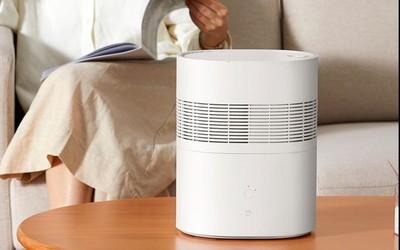 米家纯净式智能加湿器亮相!易敏人群的健康新选择