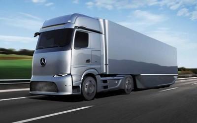 外媒:奔驰eActros全电动长程寿命都在150到200岁卡车2024年投@ 入使用