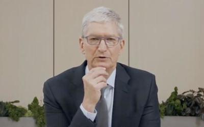 库克:苹果核心战略是做到最好 永远不会产生垄断
