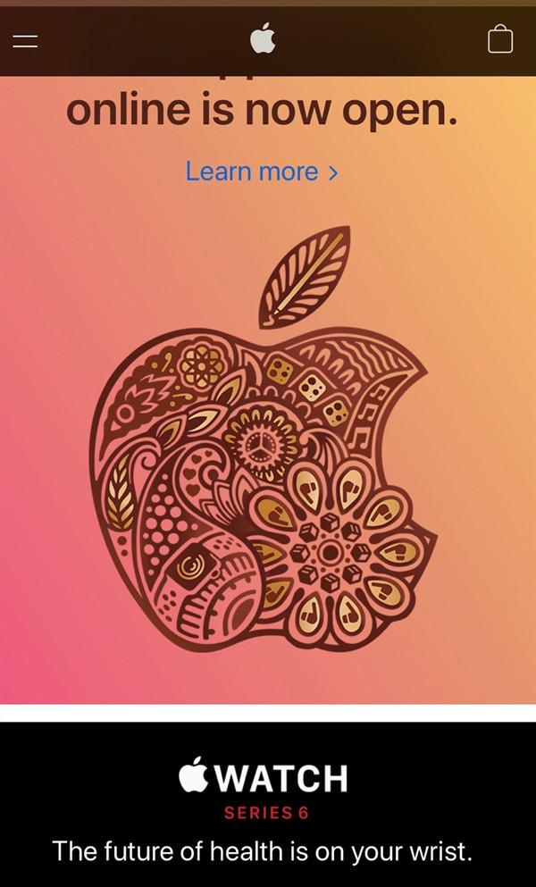 苹果印度Apple Store在线商店
