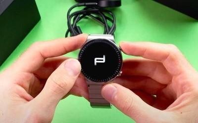 华为Watch GT 2 Pro保时捷设计真机曝光 气质依旧奢华