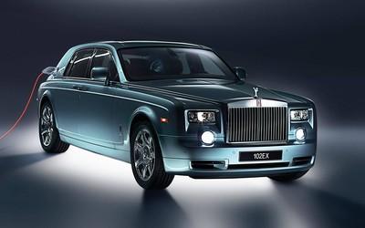 劳斯莱斯宣布首款电动汽车2030年前发布 你备好钱了吗