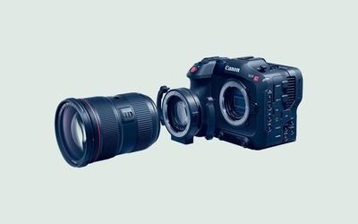 佳能EOS C70电影摄影机发布 配备RF支架重量仅2.5磅