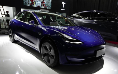 特斯拉多款车型亮相2020北京车展 近距离了解科技魅力