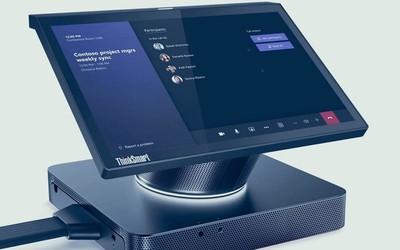联想ThinkSmart Hub高级会议室系统发布 约售12300元