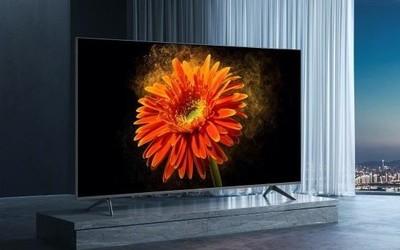 小米电视大师82英寸版惊艳亮相 支持HDR技术大满贯