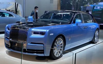 直擊北京車展 勞斯萊斯賓利蘭博基尼眾多實車美照來襲
