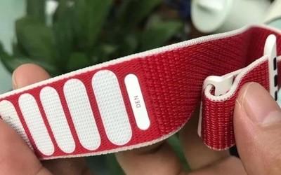 Apple Watch奥运表带曝光 因疫情延期或明年夏季亮相