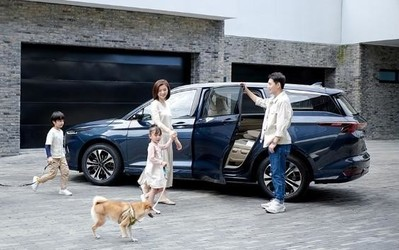 五菱凯捷预售价正式公布:大4座家庭用车售8.98万起