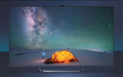 OPPO智能电视外观首曝光 升降式前置和支架成亮点