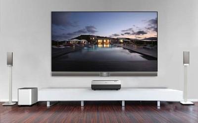 视美乐陈龙:激光电视市场5年后有望突破1000万台
