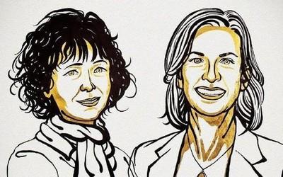 2020年諾貝爾化學獎揭曉!這次有兩位女科學家獲獎