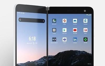 微软双屏手机Surface Duo曝边框发黄:节约成本的锅?