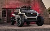 国产动画《灵笼》惊现奥迪概念车 展示未来设计方向