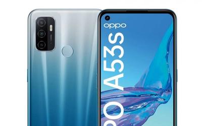 OPPO A53s意外现身亚马逊:挖孔全面屏+三摄组合