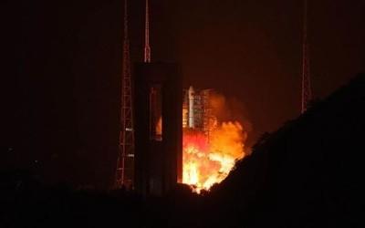 我国成功※发射高分十三号卫星 用于国土普查和环境治理
