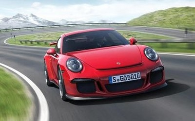 全新保时捷911 GT3 RS路试谍照曝光 有望2021年亮相