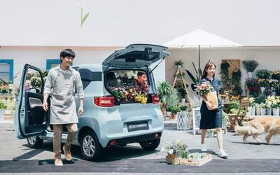 人气王!五菱宏光MINI EV夺得9月新能源汽车销量榜首