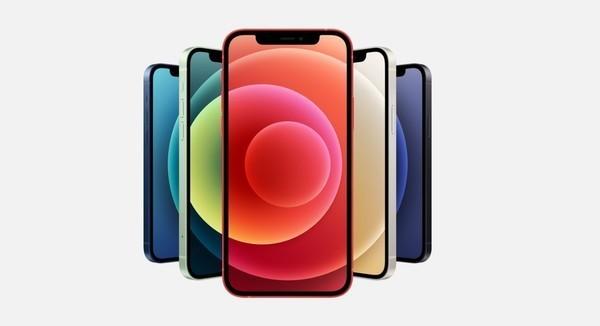 iPhone 12系列现已露脸 接下来就看华为Mate40的了!
