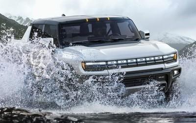 通用公布悍马EV售价 最大1000马力约售53.4万元起