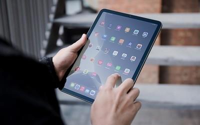 """新款iPad Air首发评测:给你比""""Pro""""更轻量的无负担体验"""