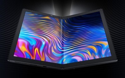 全球首款折叠屏笔记本!联想ThinkPad X1 Fold发布