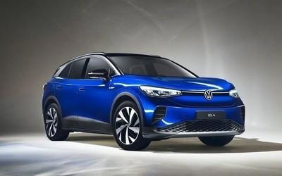 纯电SUV处女秀!上汽大众ID.4X计划2021年3月上市
