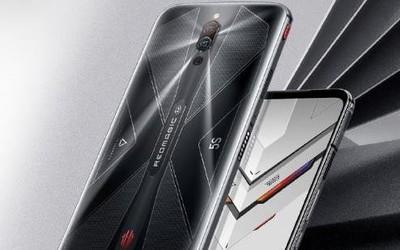 红魔5S游戏手机幻影黑12GB+256GB版本开售 4199元