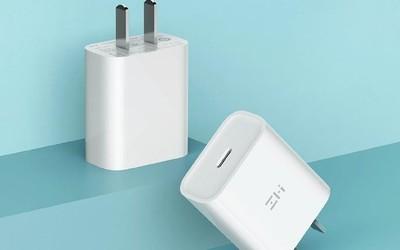 紫米20W快速充电器预售 半小时充满iPhone 12一半电