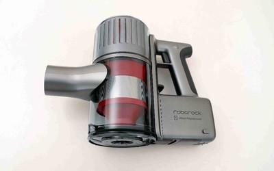 石头手持无线吸尘器H6使用指南:清理其实很简单!