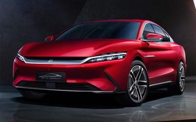 比亚迪将推全新电动车平台 首款车型明年上海车展发布