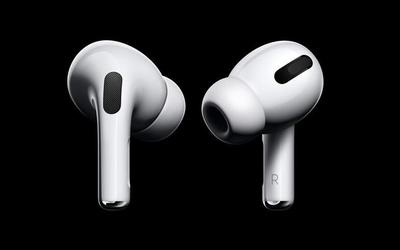 苹果新专利曝光:未来AirPods或安装滚轮和物理按键