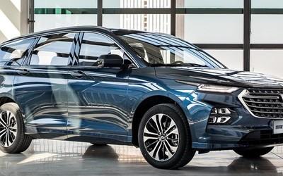五菱凯捷上市 全系搭载1.5T发动机售价8.58-11.68万