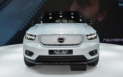 沃尔沃XC40纯电动版本车型即将上市 或亮相广州车展