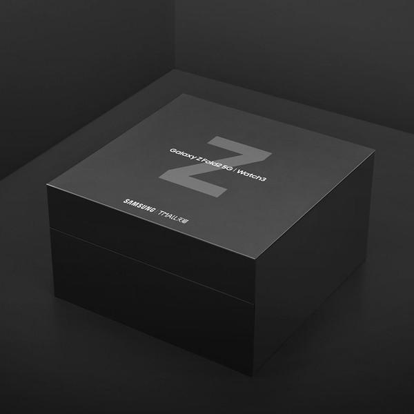 三星Galaxy Z Fold 2 5G限量礼盒亮相!价格还是个谜