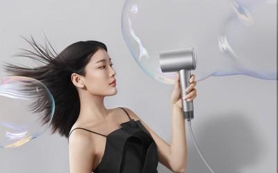 任性吹 米家高速吹风机H900幻彩上市 智能干发不干枯
