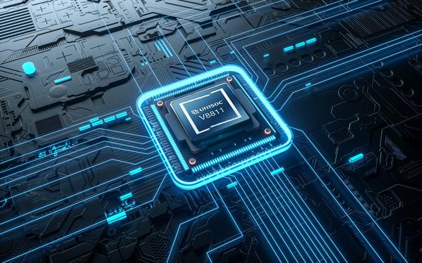 新一代NB-IoT芯片V8811