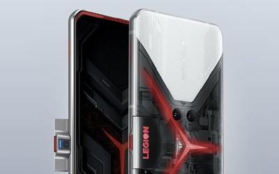 拯救者电竞手机Pro至尊透明版开售 搭载骁龙865 Plus
