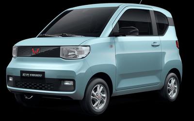 10月新能源车销量翻番 宏光MINI卖出20631辆位居第1