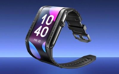 努比亚Watch获2020金点设计奖!柔屏科技大放异彩