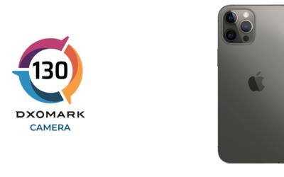 DXO发布iPhone 12 Pro Max拍照得分 总分130位列第四
